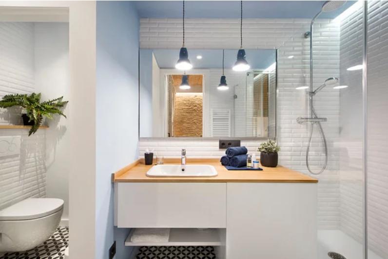 Ideias de decoração para a casa de banho / Houzz