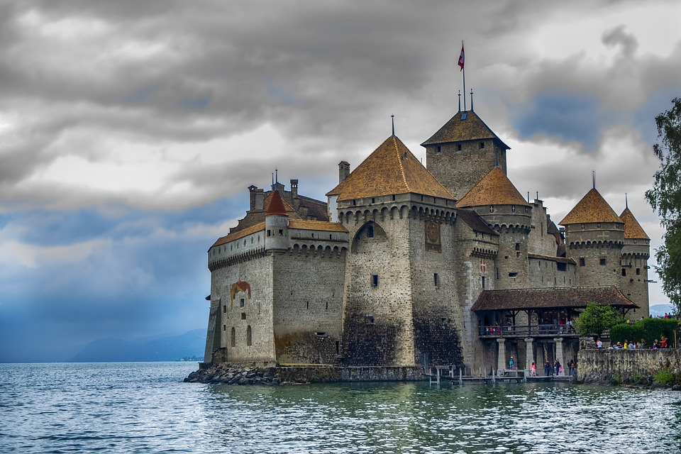 Castelo de Chillon (Suíça)
