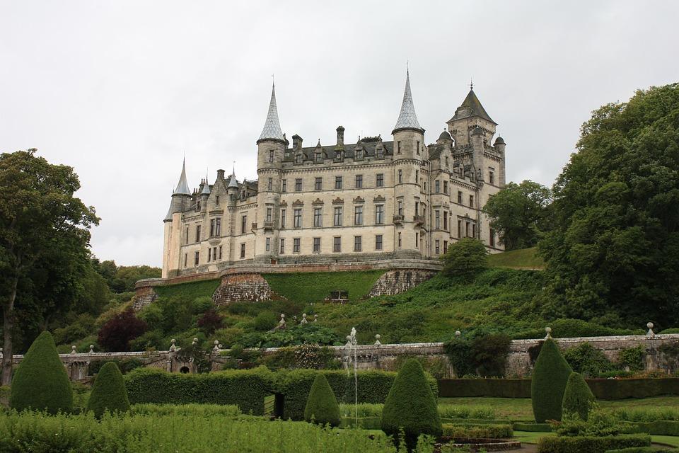 Castelo de Dunrobin (Escócia)