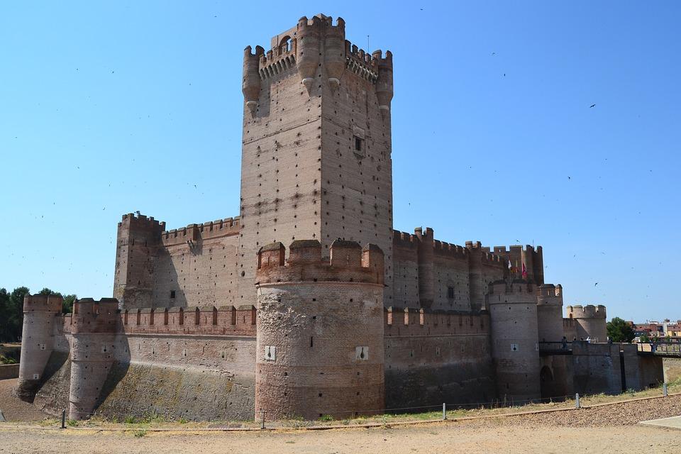 Castelo de la Mota