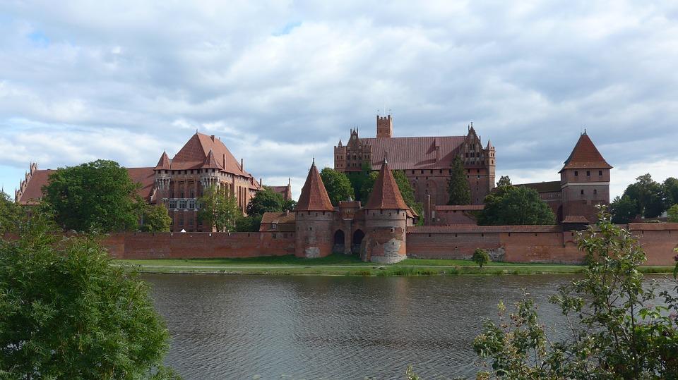 Castelo de Mallbork (Polónia)