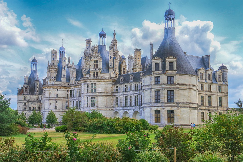Castelo de Chambord (França)
