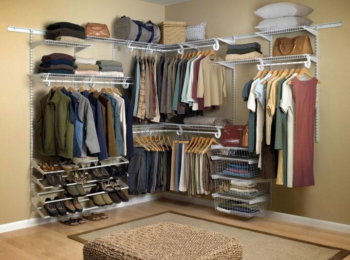 Fonte: BBEL Um estilo de Vida Como criar espaço extra para organização no closet
