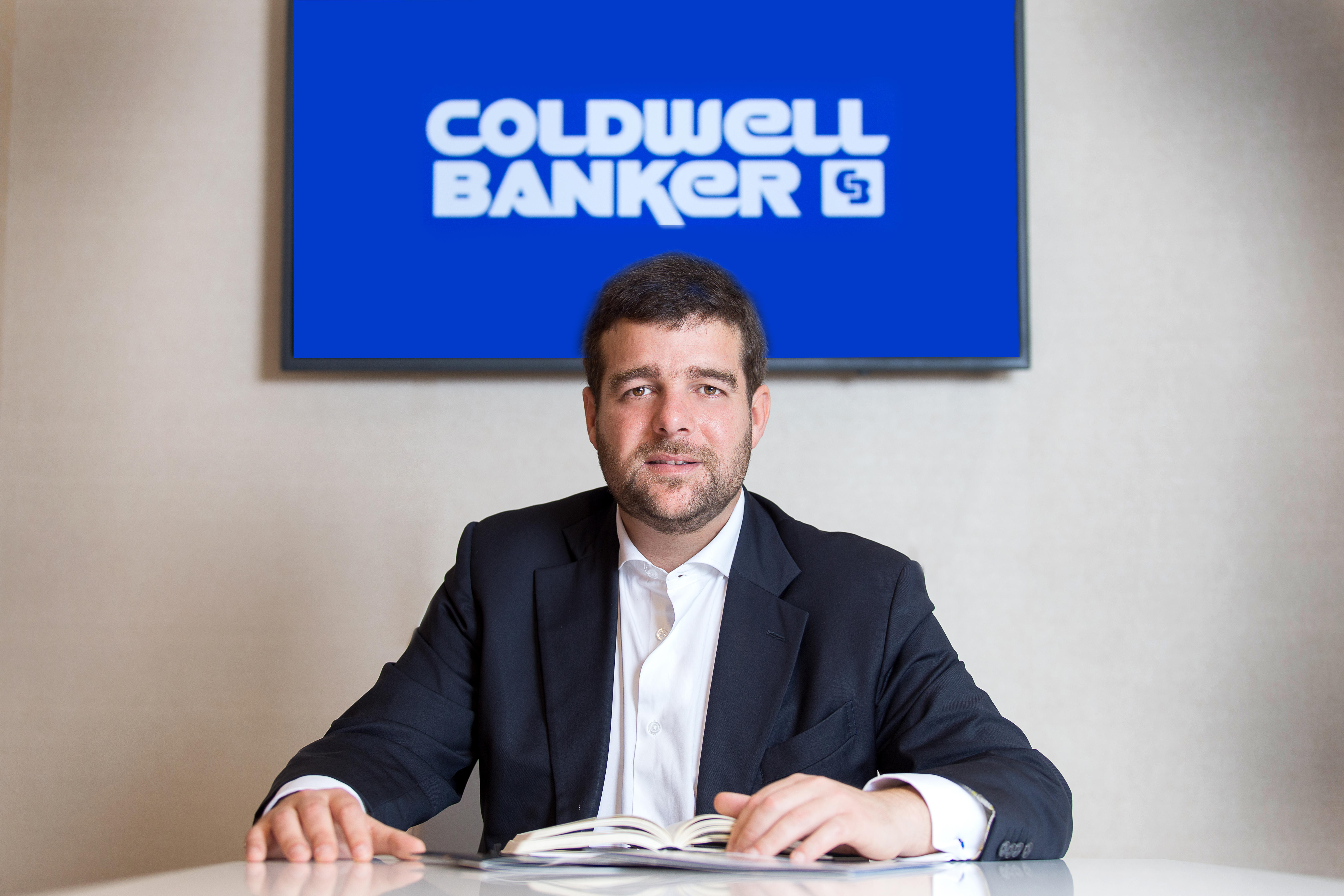 Frederico Abecassis, CEO da Coldwell Banker Portugal / Coldwell Banker