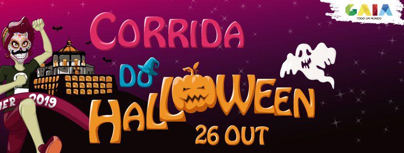 Corrida de Halloween