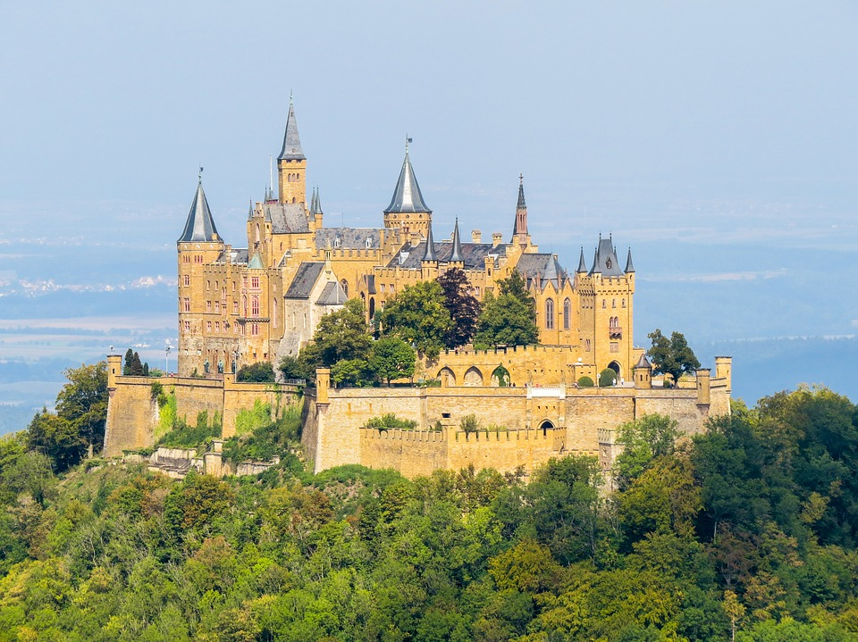 Castelo de Hohenzollern (Alemanha)