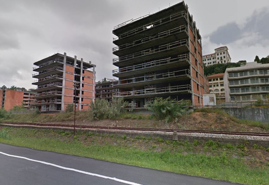 O projeto arrasta-se há anos / Google Maps