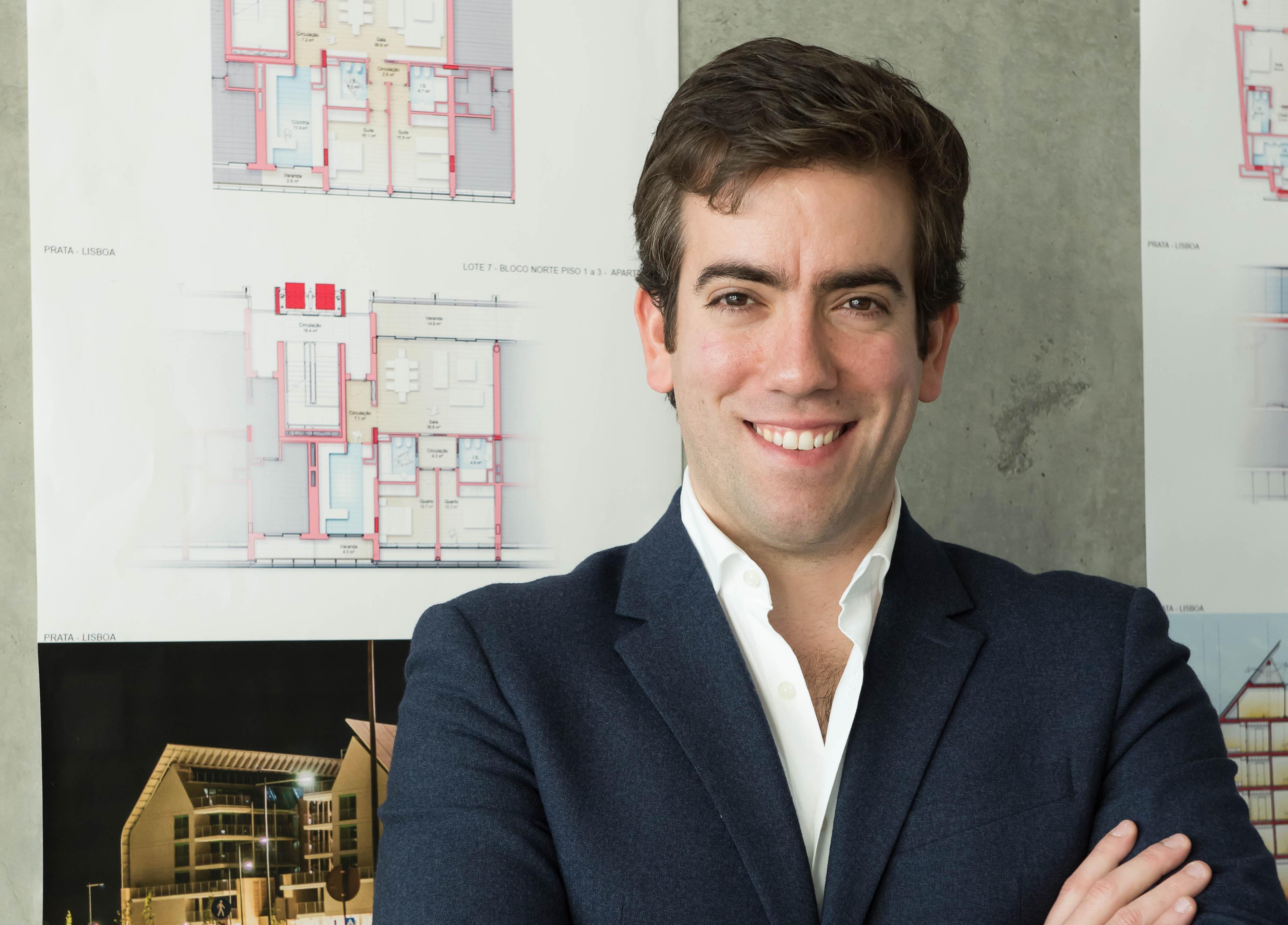 João Cabaça, CEO da VIC Properties / VIC Properties