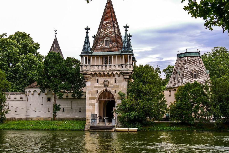 Castelo de Laxenburg (Áustria)