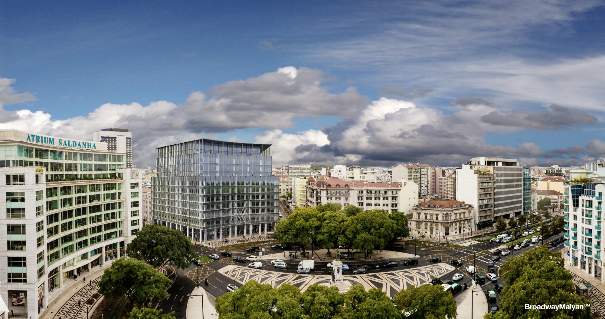 Renovação do edifício Monumental arranca este mês e obras terminam em 2020  / Engexpor/Broadway Malyan