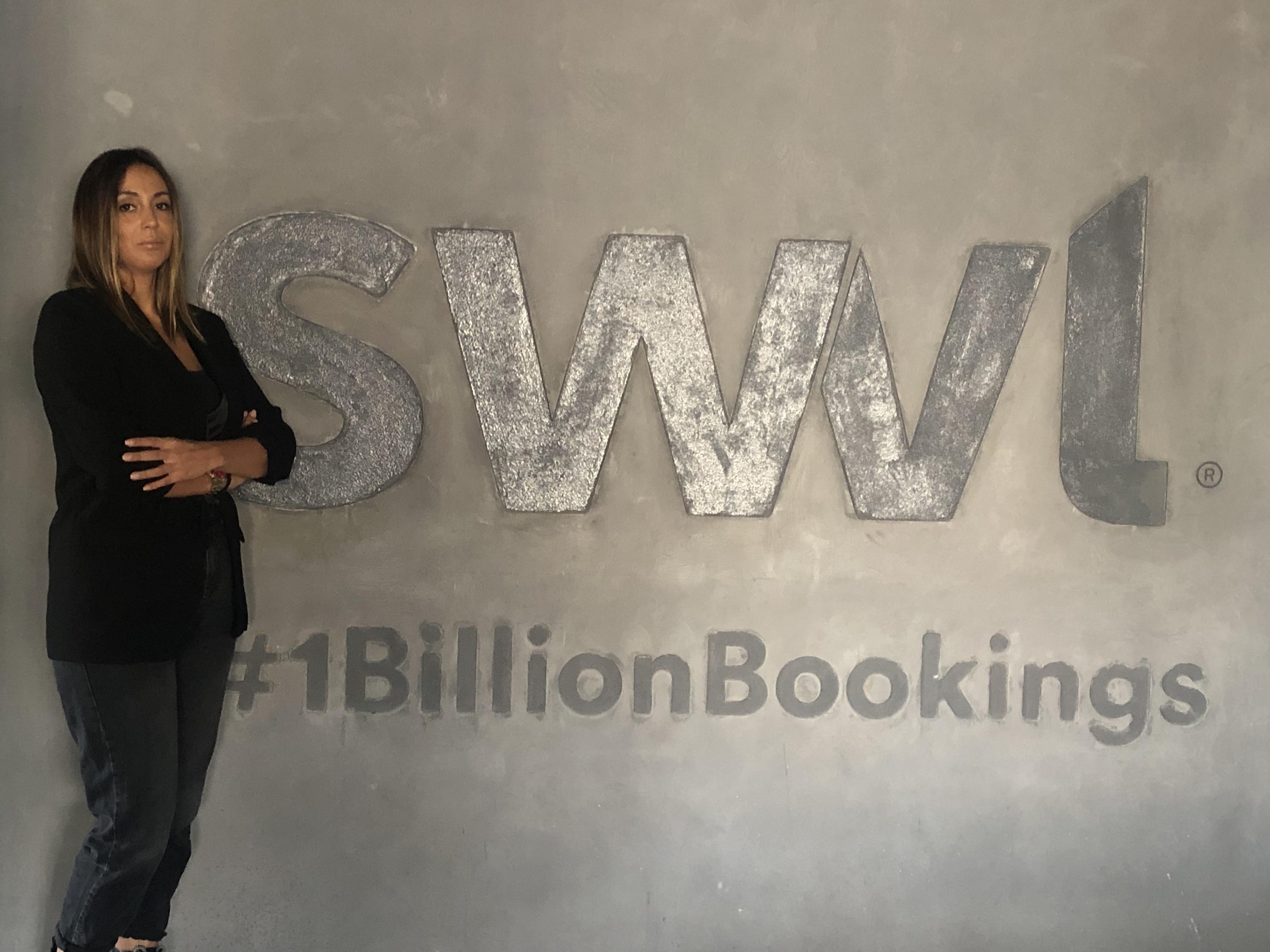 Nádia Pais, diretora geral de recursos humanos da SWVL / SWVL