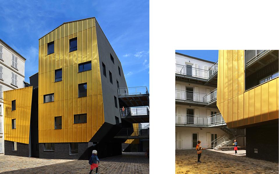 Há vários tipos de apartamento