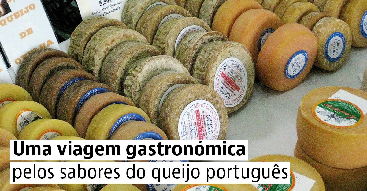Descobre os queijos portugueses de Norte a Sul do país