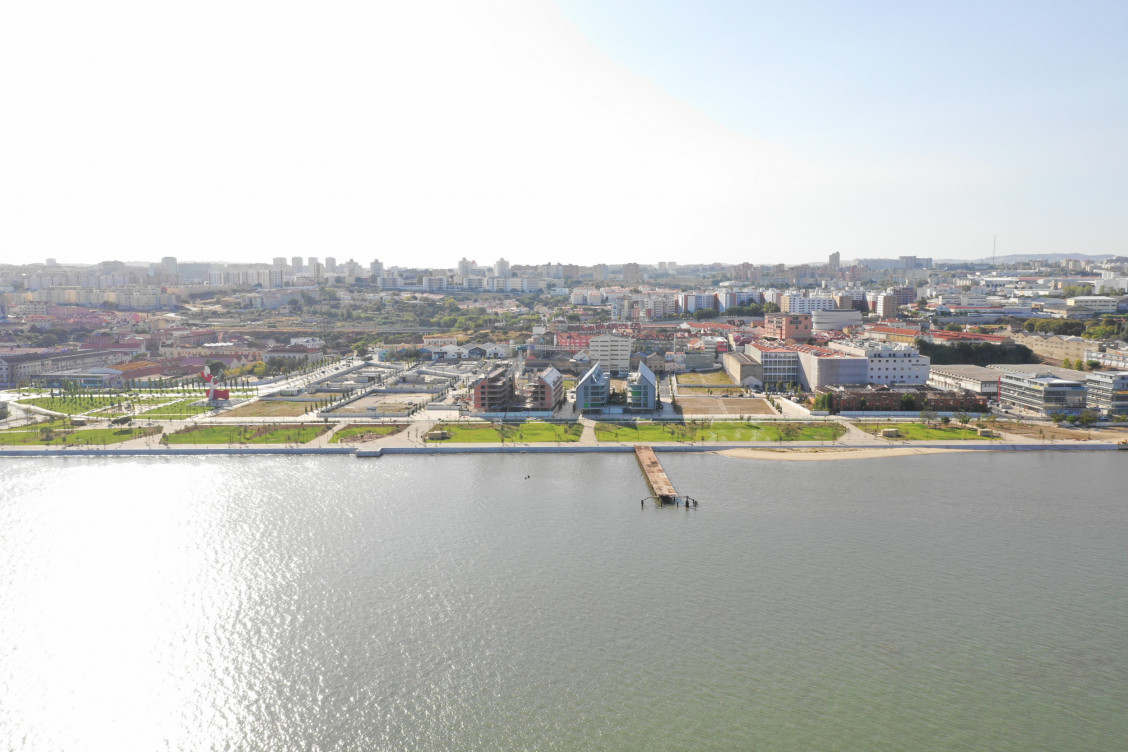 Prata Riverside Village foi eleito o melhor empreendimento imobiliário na categoria habitação / VIC Properties