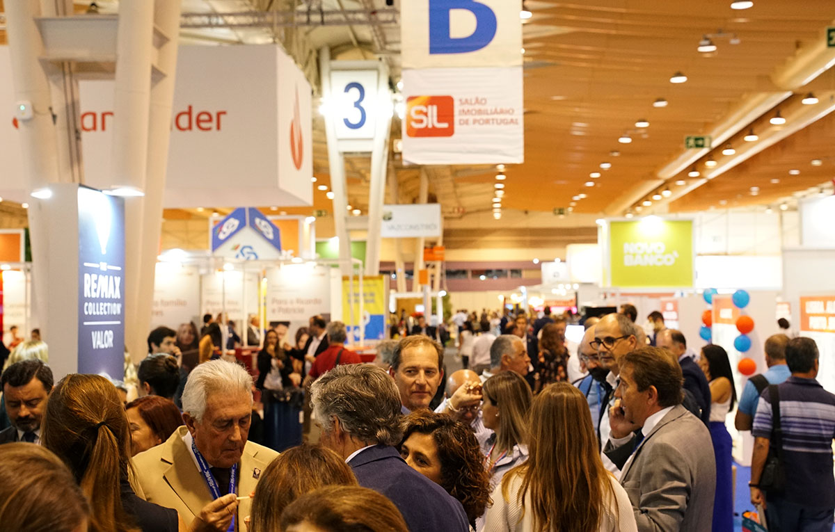 A maior feira imobiliária de Portugal vai decorrer até 13 de outubro