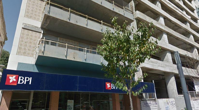 O edifício, junto ao Saldanha / Google Maps