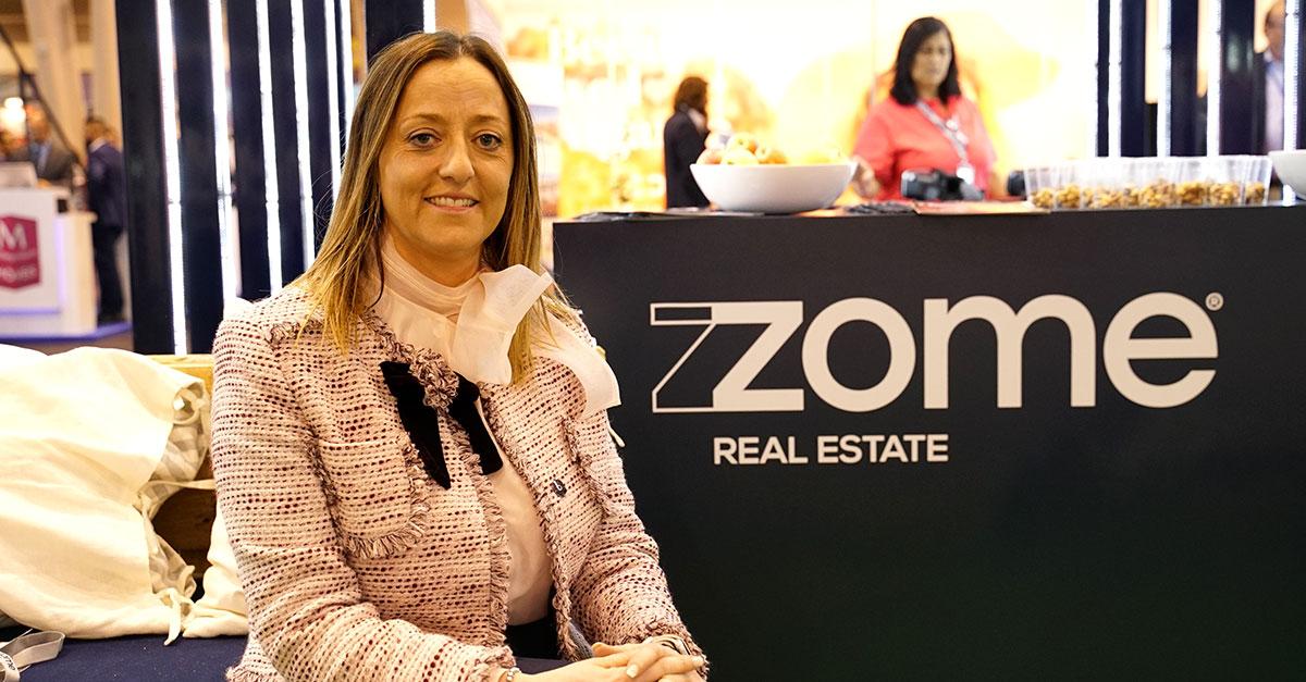 Patrícia Santos, CEO da Zome