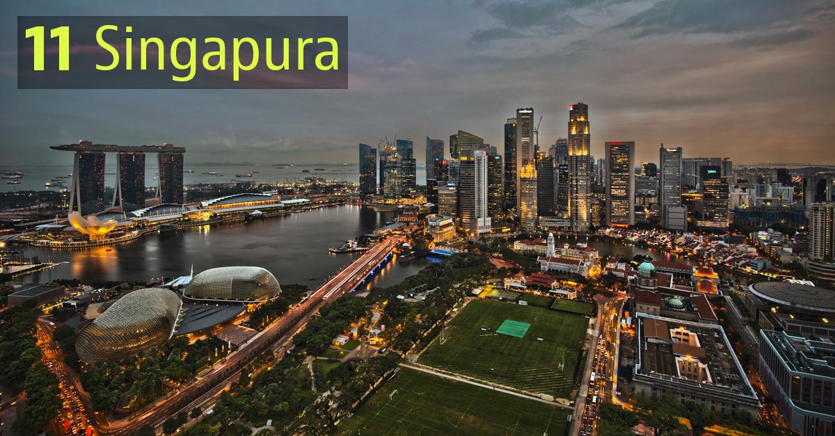 Singapura / Gtres
