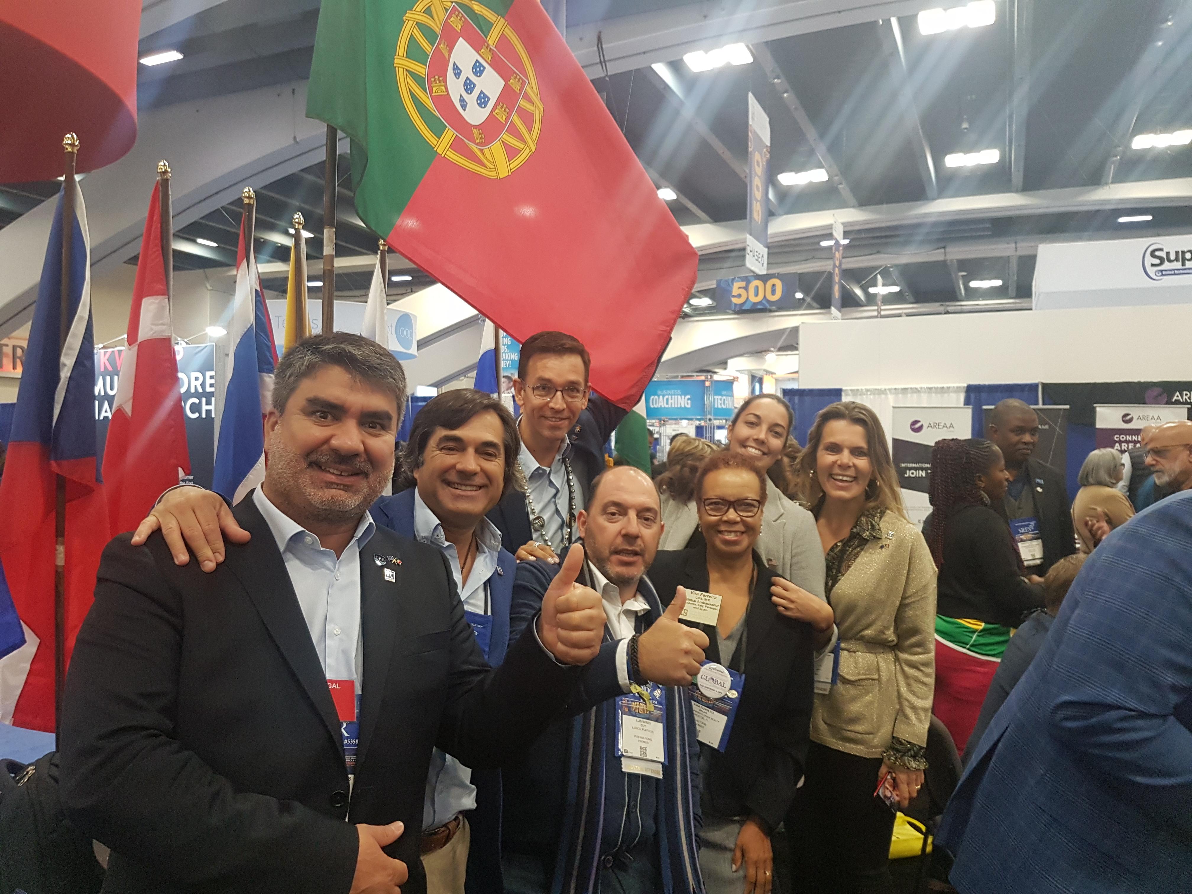 Delegação portuguesa fez-se notar na Realtors Conference & Expo / UCI