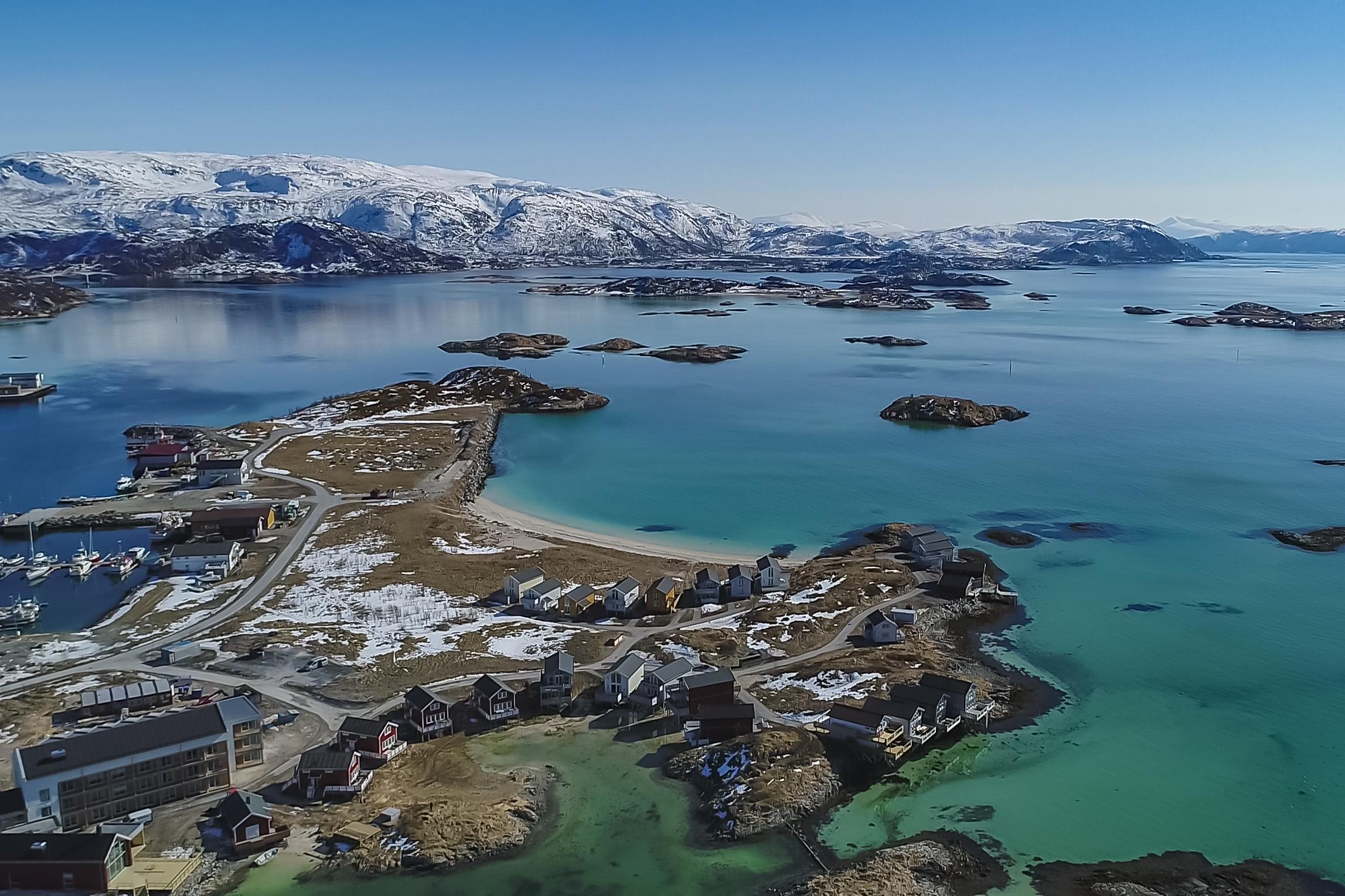Foto: Sommarøy Arctic Hotel Tromsø/CC BY 2.0 via Flickr