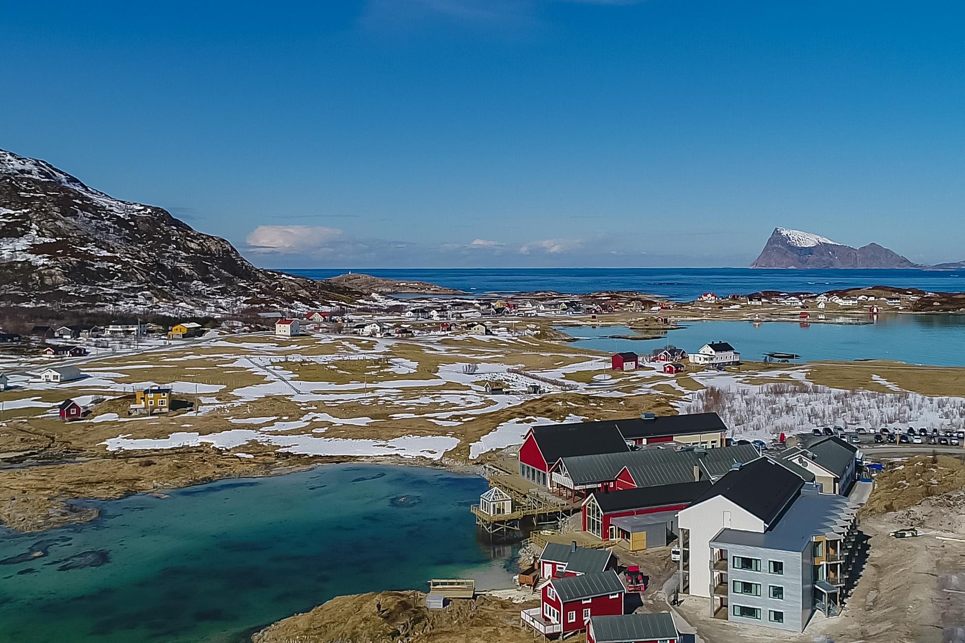 A ilha onde não anoitece durante 69 dias