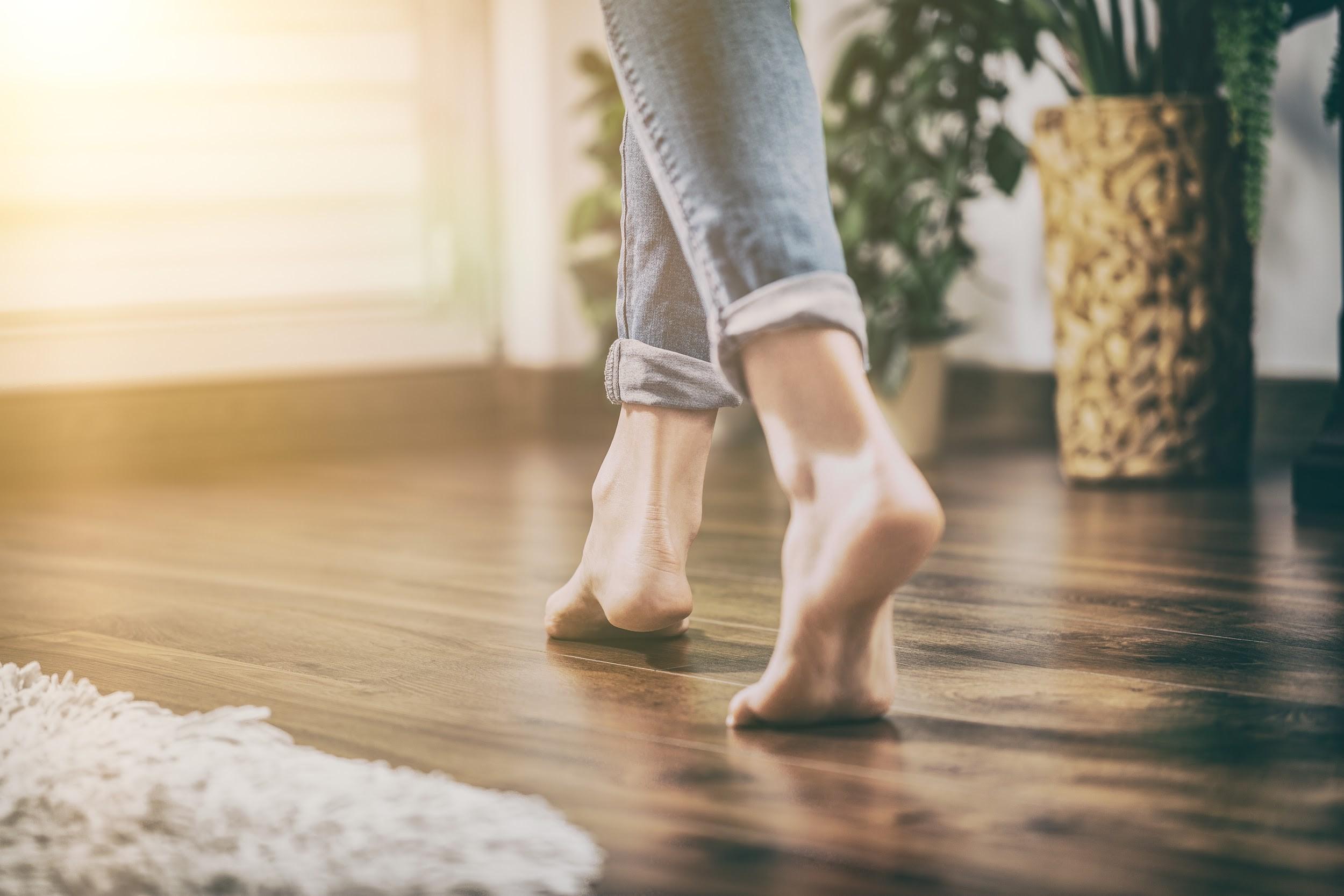 Já pensaste em colocar pavimento radiante elétrico?