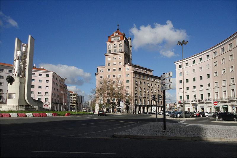 Areeiro é uma das zonas que está a emergir como novo ponto de interesse na capital / Wikimedia commons