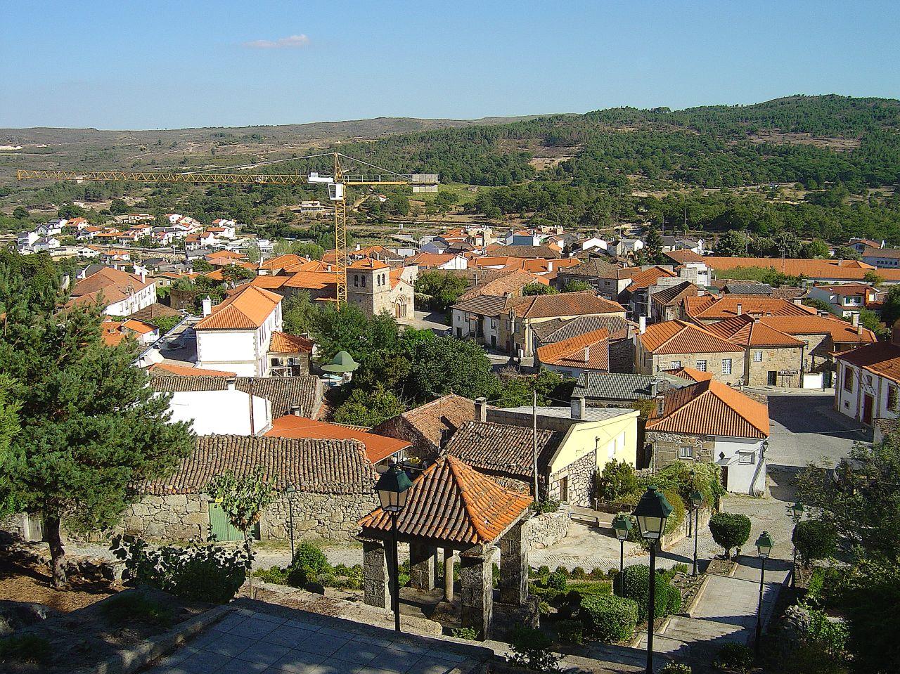 Sernancelhe, no distrito de Viseu / Flickr /Vitor Oliveira