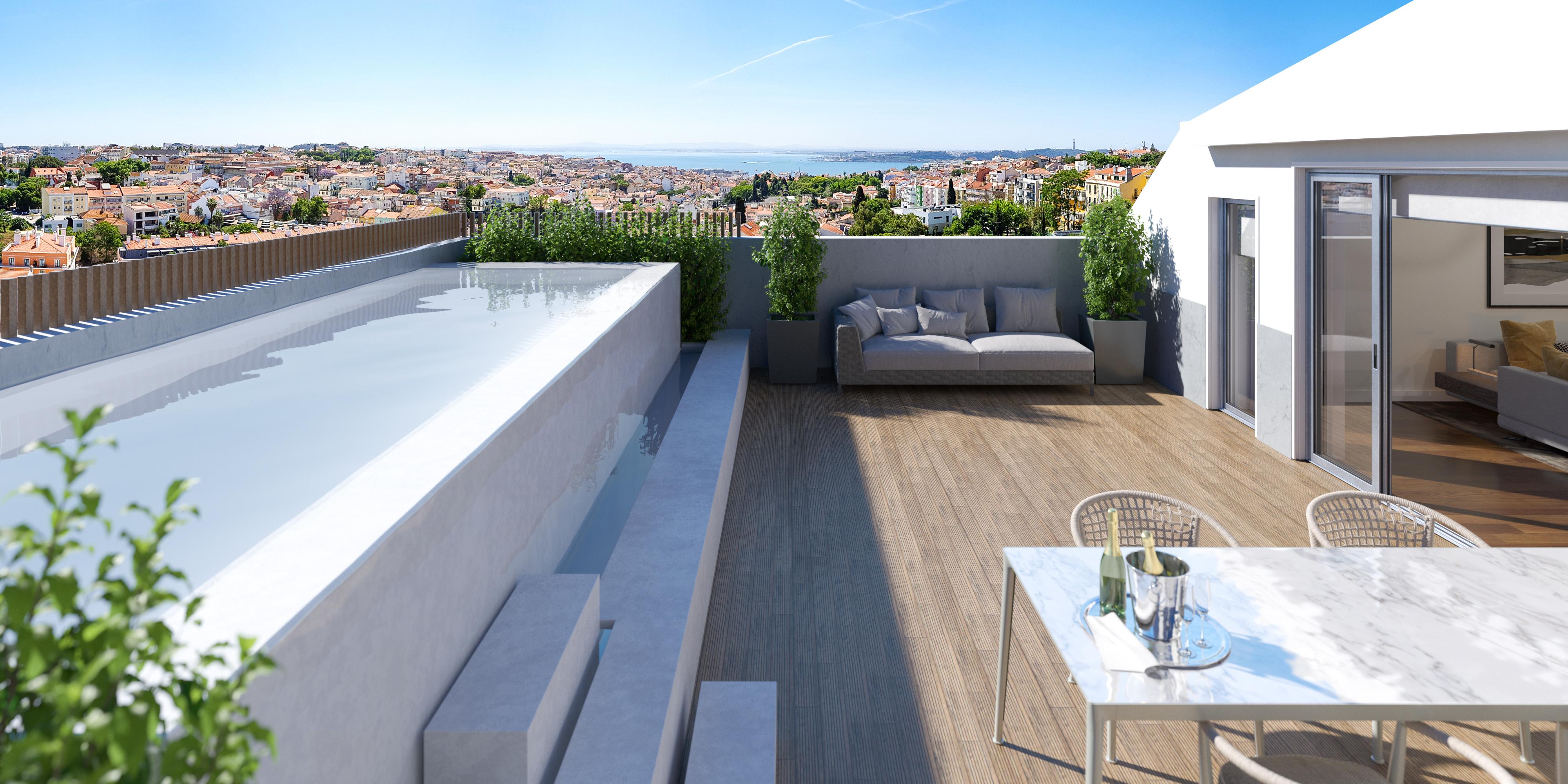 Empreendimento Álvares Cabral Premium Apartments / Coporgest