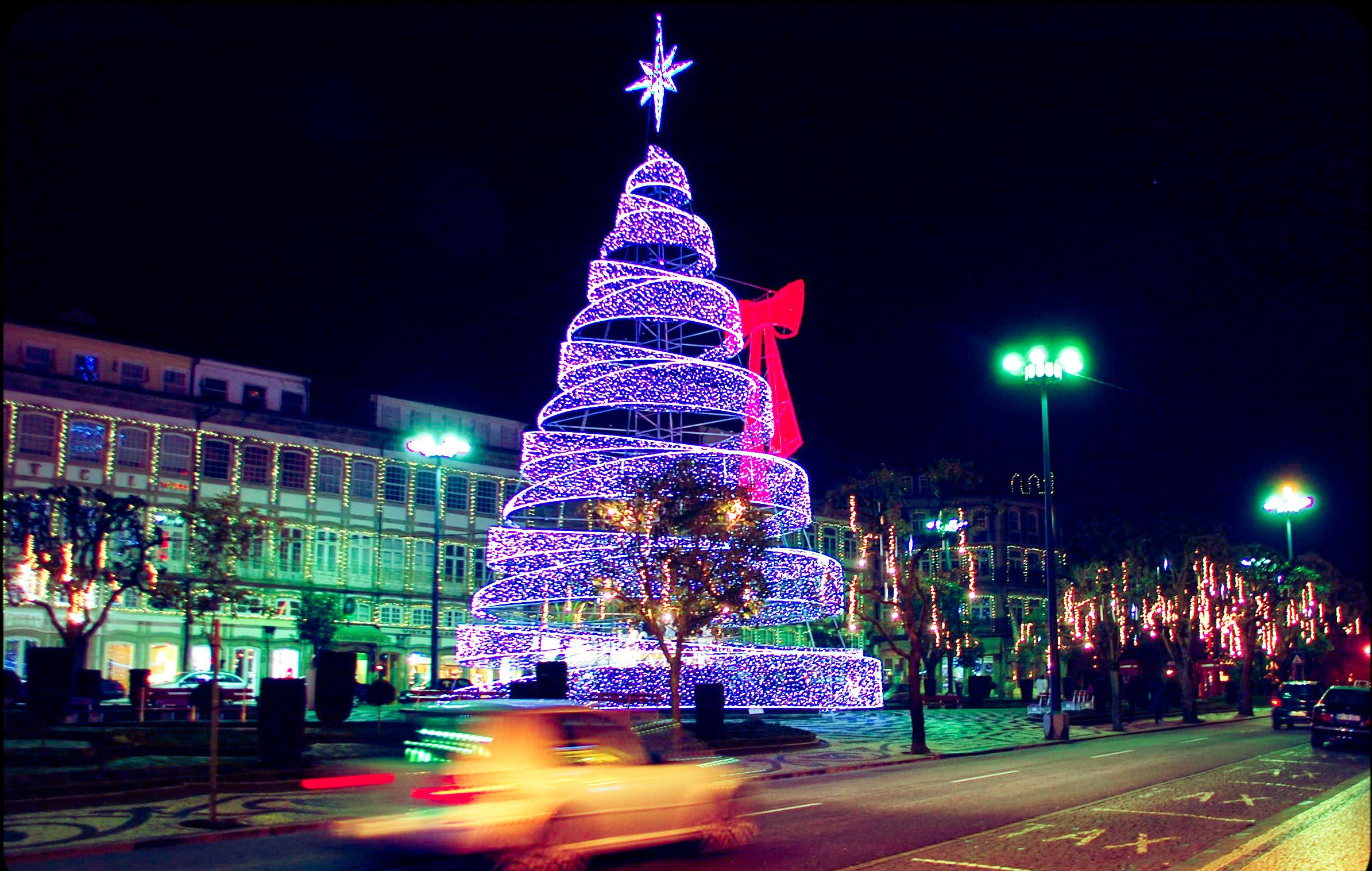 Natal em Guimarães
