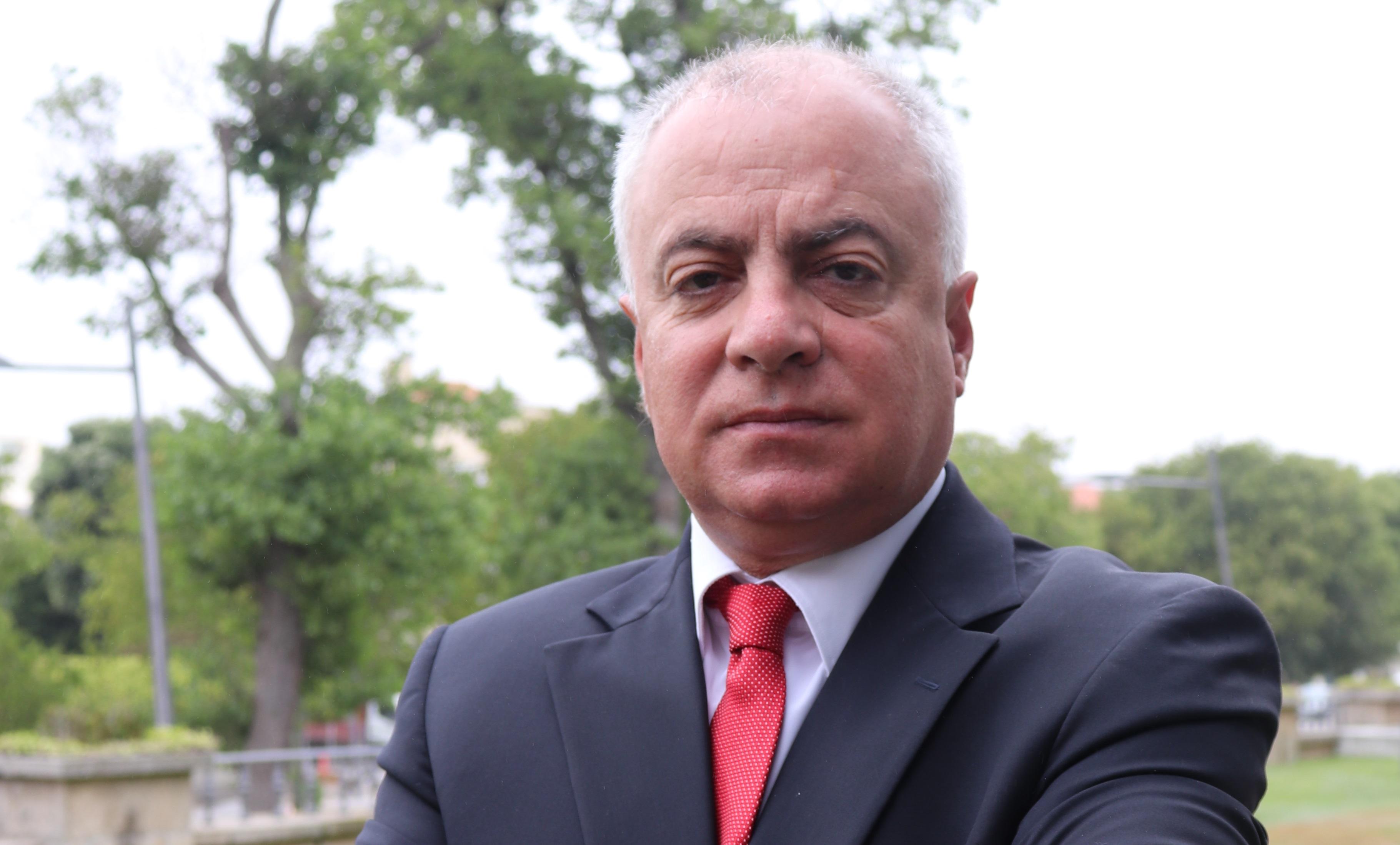 Luís Lima, presidente da Associação dos Profissionais e Empresas de Mediação Imobiliária de Portugal / APEMIP