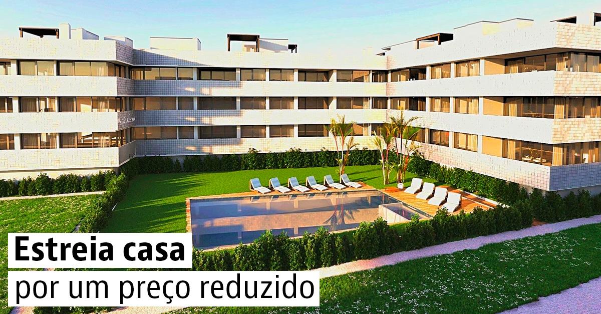 Casas novas com desconto à venda em Portugal