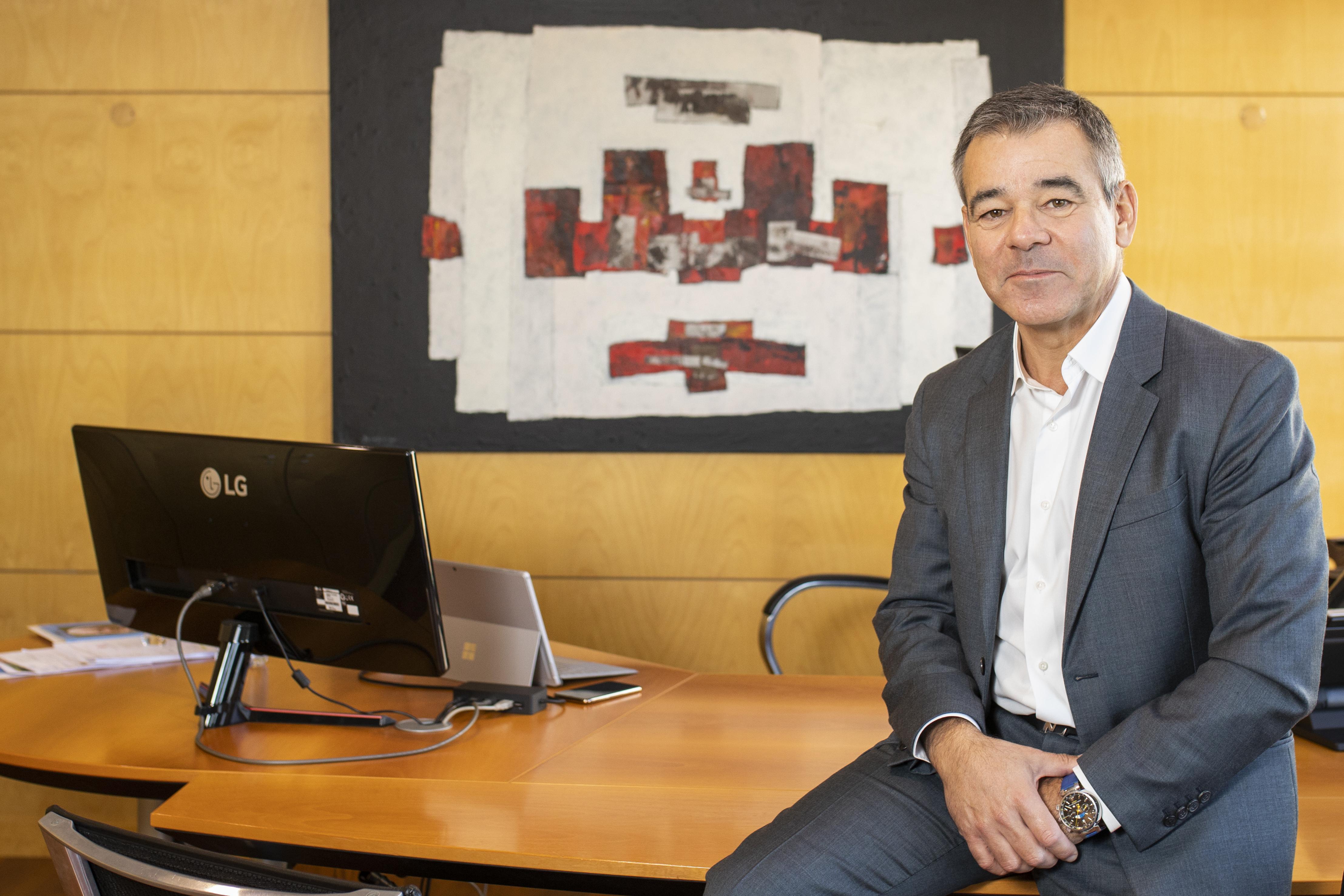 Sérgio Ferreira, CEO da Coporgest / Coporgest
