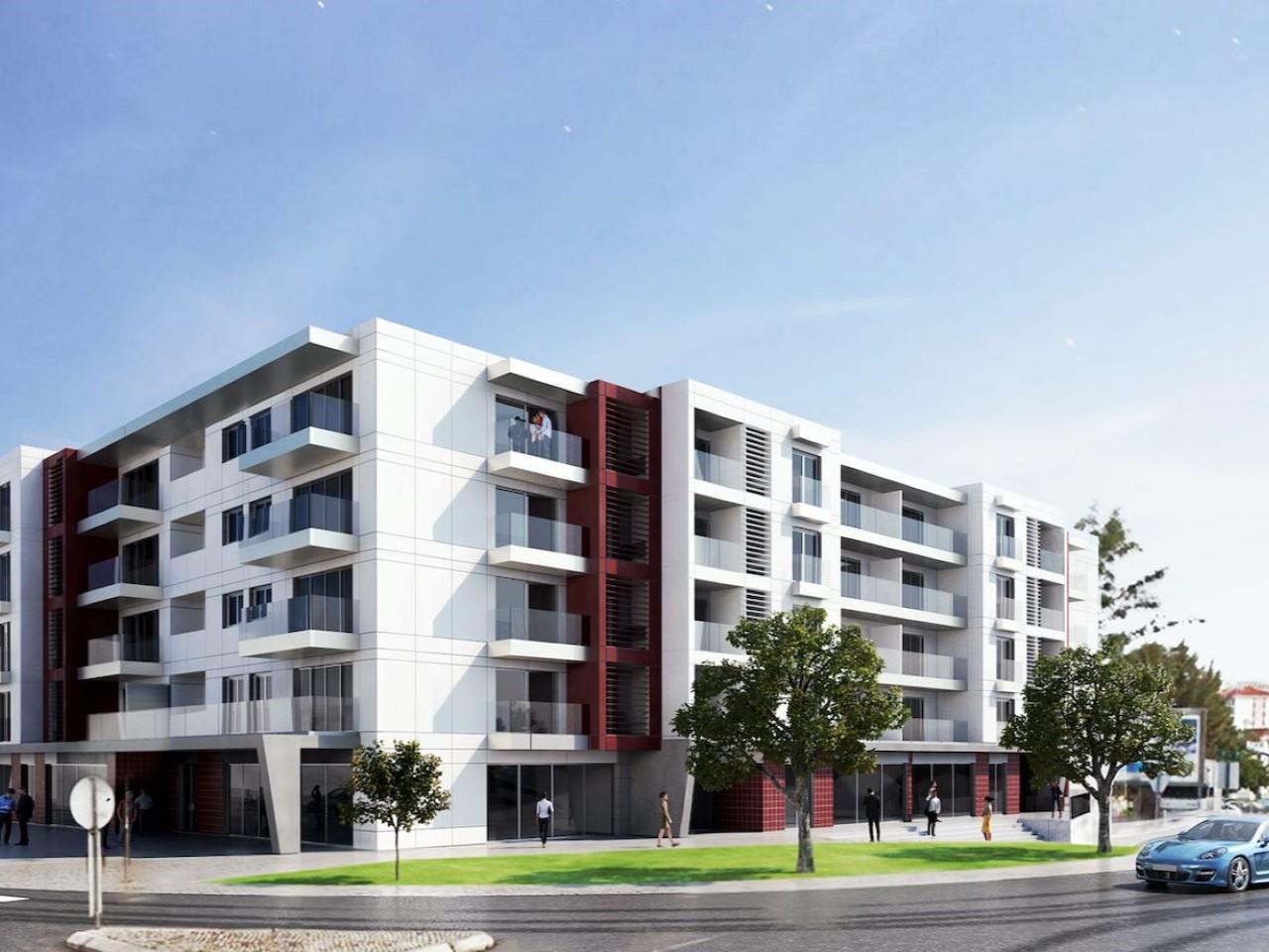 Park Residence, em Massamá, está direcionado para a classe média / Prime Avenue