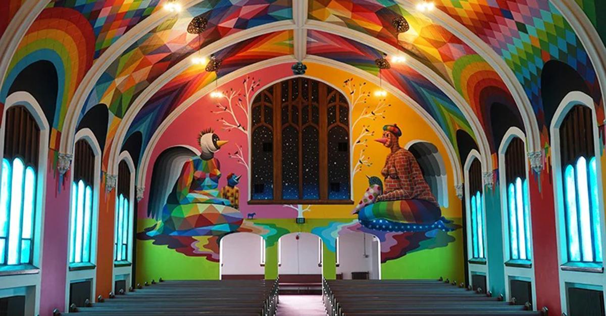 Igreja internacional de Cannabis