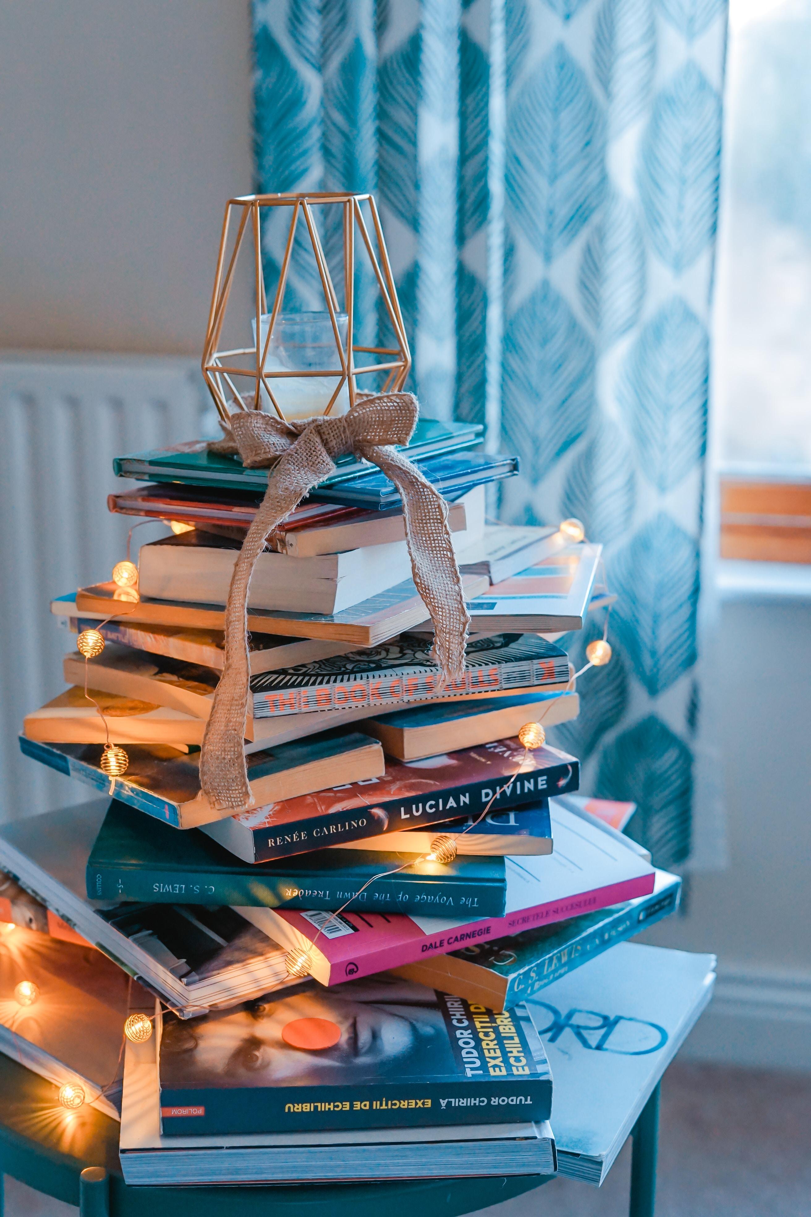 Uma árvore de livros