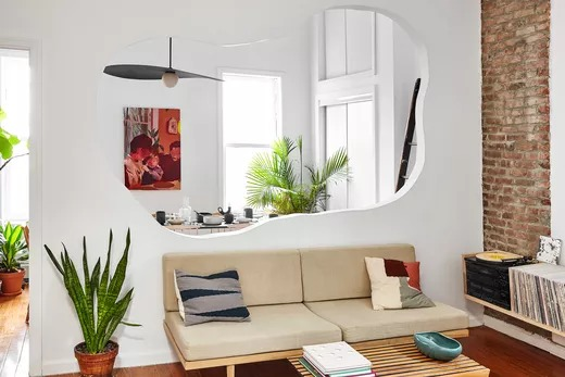 Mais uma sala de estar