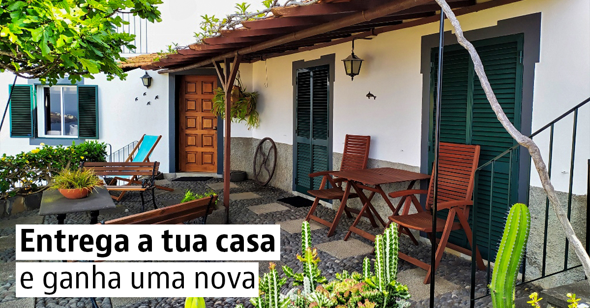 Casas para permuta à venda em Portugal
