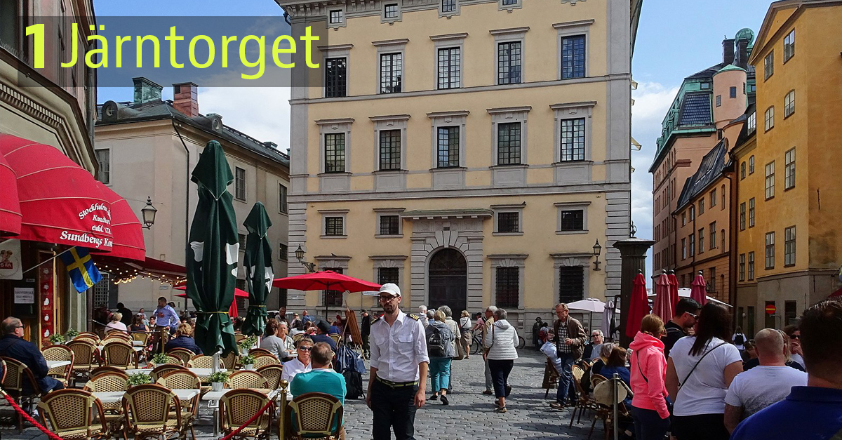 Järntorget/Långgatorna, Gothenburg