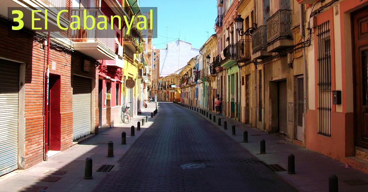 El Cabanyal, Valência
