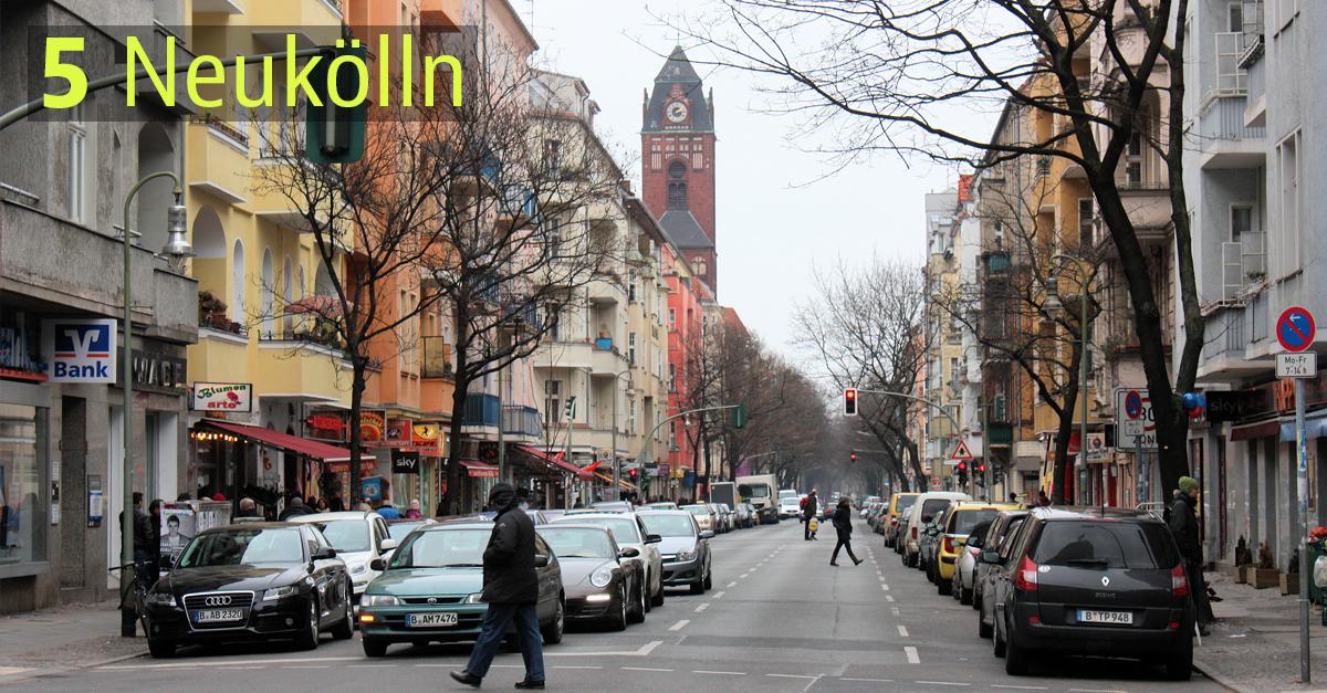 Neukölln, Berlim