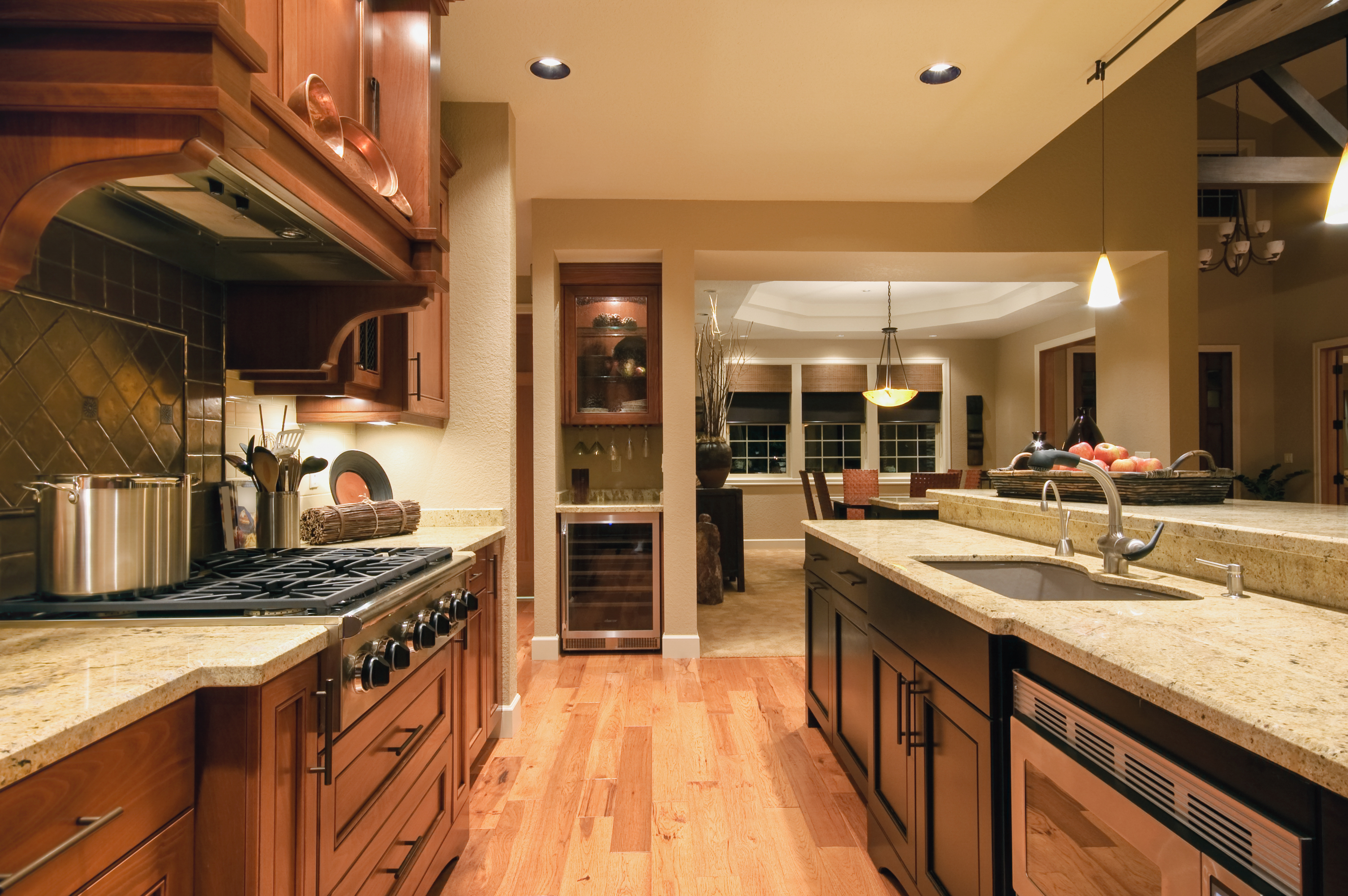 Integrar a cozinha