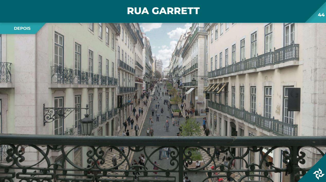 Rua Garrett