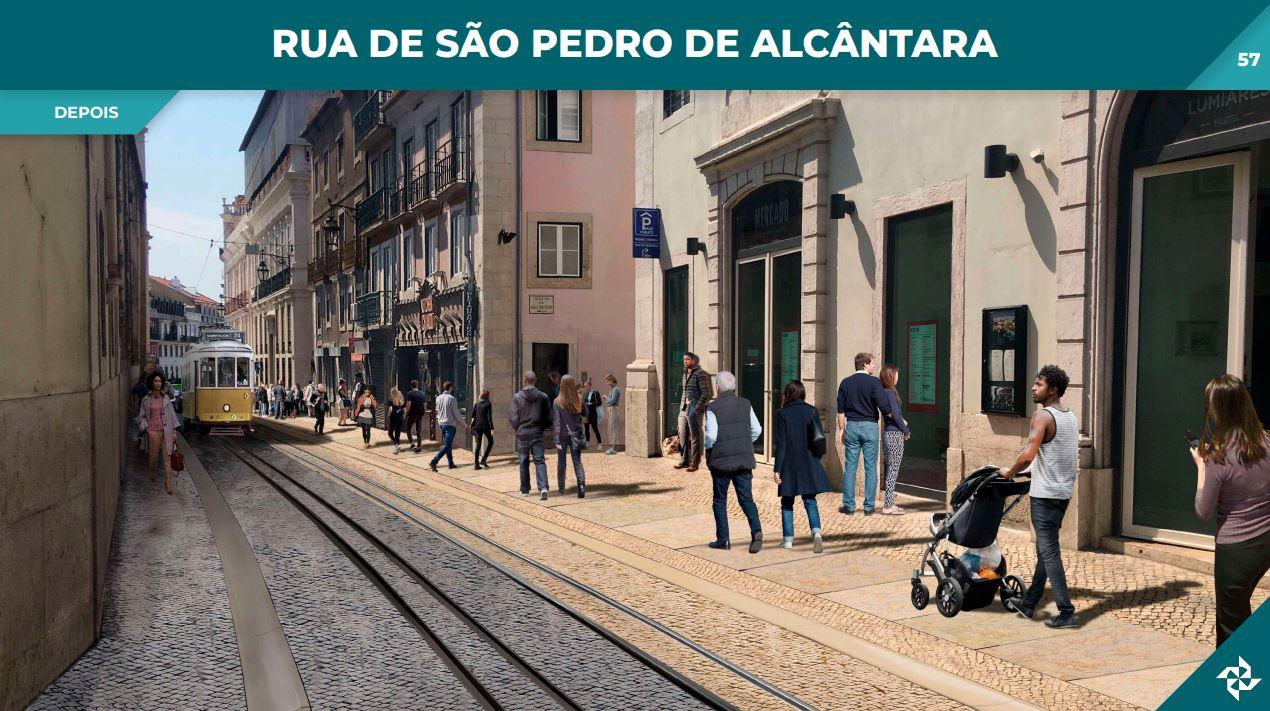 Rua de São Pedro de Alcântara