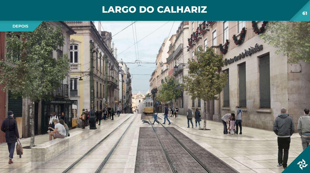 Largo do Calhariz