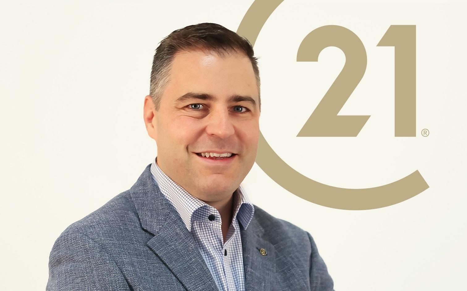 Christian Ammann, CEO da Century 21 Alemanha / Century 21