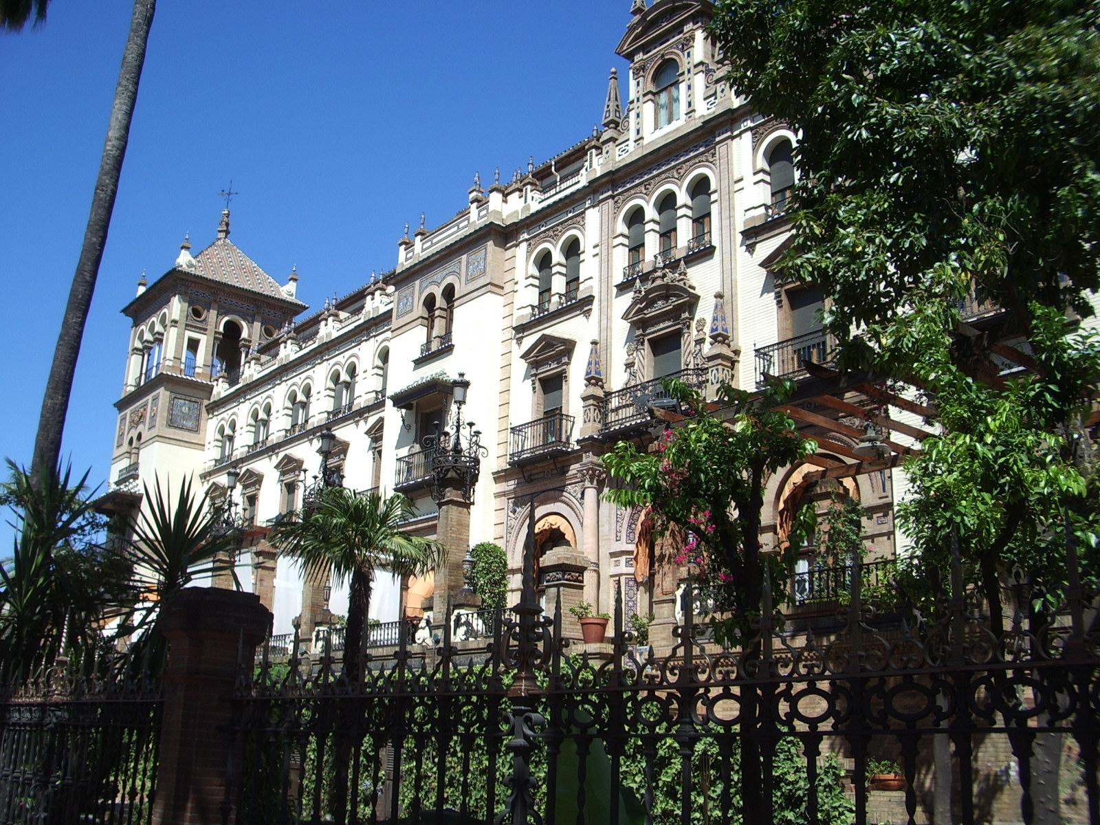 Hotel Alfonso XIII, em Sevilha