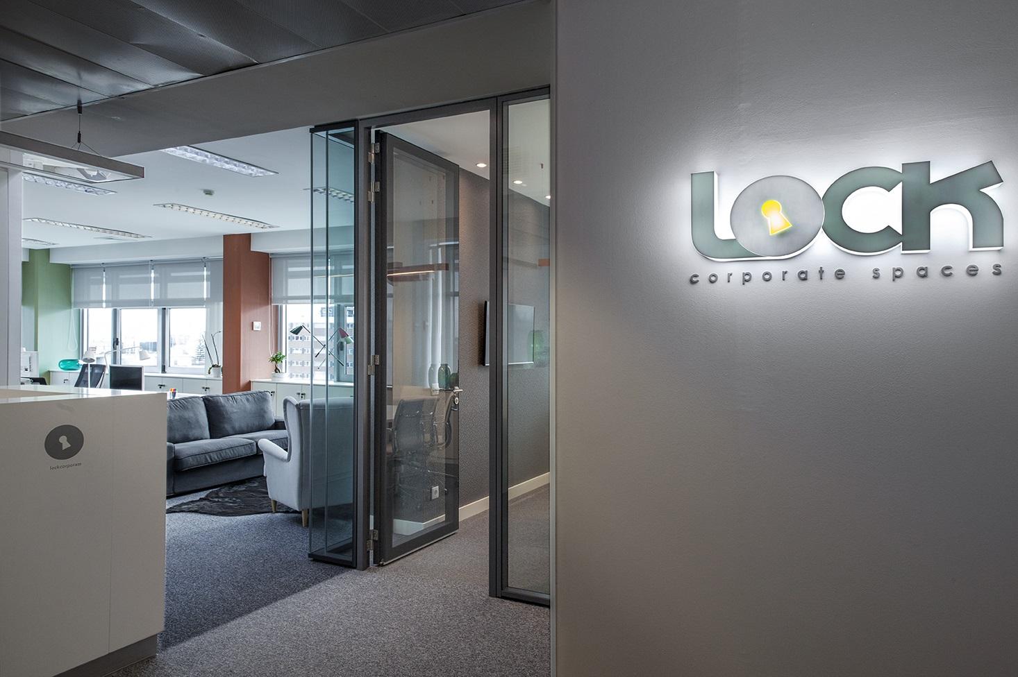 Escritórios Lock / Lock Corporate Spaces