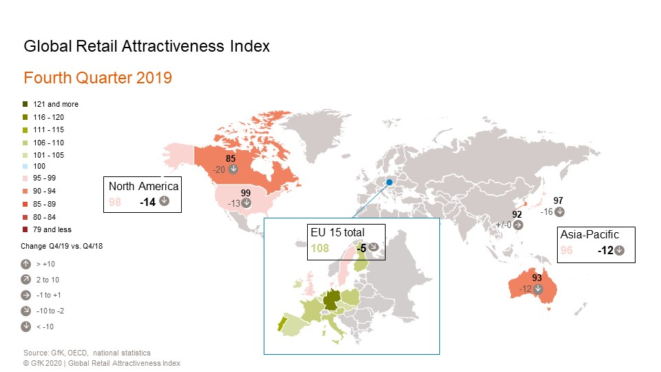 GfK 2020 | Global Retail Attractiveness Index