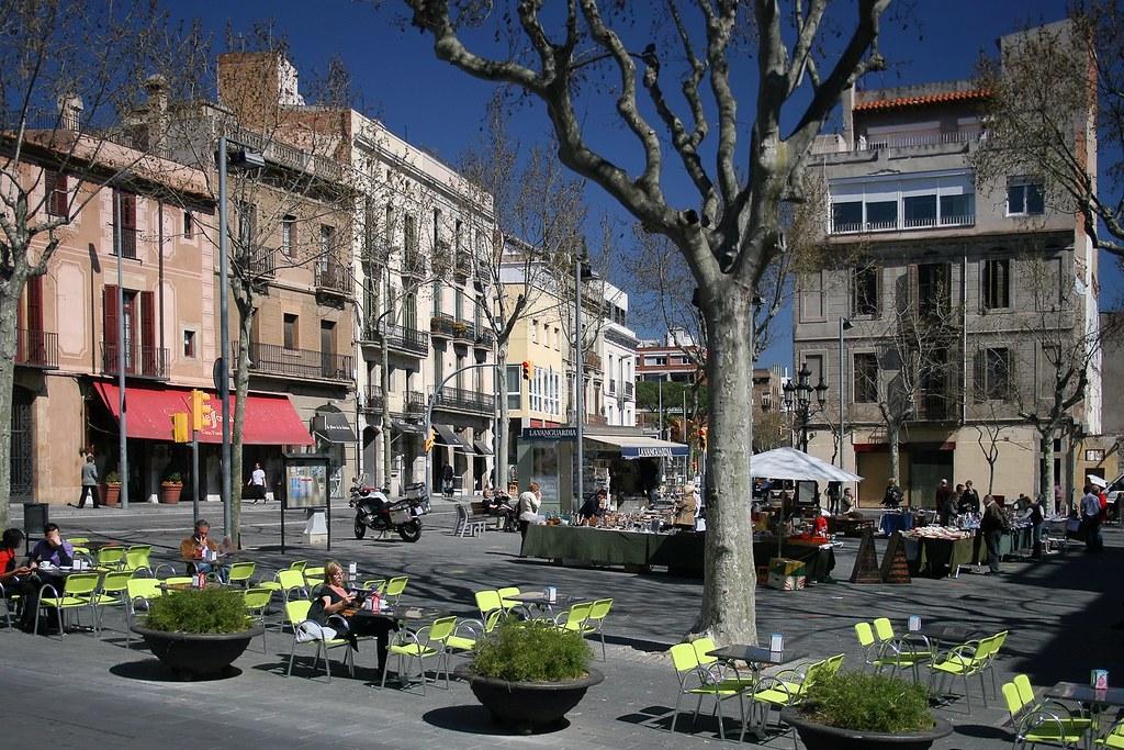 Barrio Sarrià